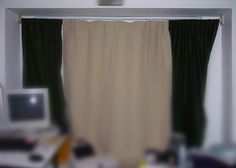 STOP Making Wall Holes While Hanging Curtains & Drapes