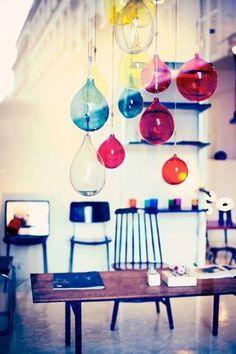 Blown glass #designeveryday