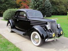 1936 Ford Deluxe Coupe - Image 1 of 32