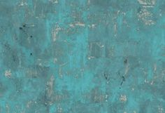 Non-woven wallpaper concrete look petrol turquoise weathered patina 3501 industrial stone wall . Non-woven wallpaper concrete look petrol turquoise weathered patina 3501 industrial stone wall in h Galerie Wallpaper, Wall Wallpaper, Wallpaper Ideas, Stripping Paint, Paint Effects, Loft Style, Modern Wall, Images, Abstract