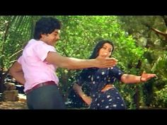 Kondaveeti Raja Movie Songs - Naa Koka Bagunda - Chiranjeevi Radha VijayaShanthi - YouTube