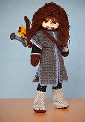 crochet bilbo baggins - Google Search