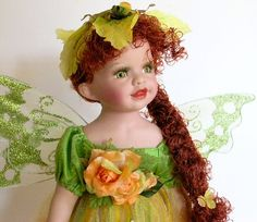 fairy dolls | Fairy Porcelain Dolls-Fairy Dolls-Angel Porcelain Dolls-FAIRY ...