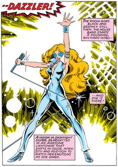 The Marvel Project: Dazzler: Origins