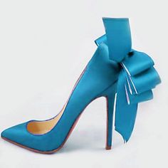 Blue Christian Louboutin