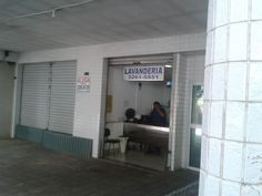 15# Lavanderia Escala: Local