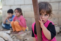 [Infographic] One in three million: Portraits of Syria's refugee children