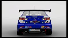 """Mitshubishi Lancer Evolution Final Edition Gr.4. Livery by johnyital. """"Czech Petition 6000 singnatures"""""""