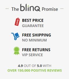 BLINQ Has Top Products at Huge Discounts...Treat Yourself! Plus Giveaway - Outnumbered 3 to 1