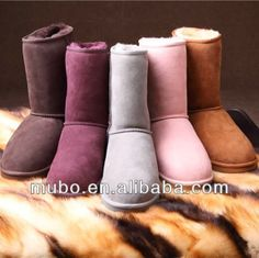 Sheepskin Boots For Women Sheepskin Boots, Ugg Boots, Cold Weather, Uggs, Style Me, Model, Shoes, Park, Fashion