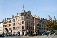 Malmö, Bergsgatan