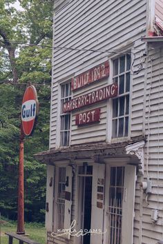 Mayberry Trading Post, Blue Ridge Parkway, VA
