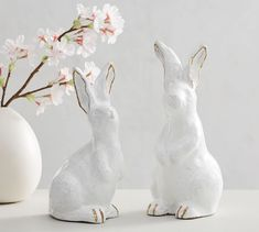 Shop Pottery Barn for Easter decorations and table decor. Find Easter themed centerpieces, plates and pillows and throw a festive Easter brunch with family and friends. Faux Pumpkins, Glass Pumpkins, Zara Home, Monique Lhuillier, Essex Bunny, Pottery Barn, Gold Tips, Little Critter, Mirror Art