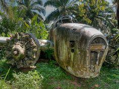 15 Rare Abandoned Aircraft Found Around The Globe - Odometer.com