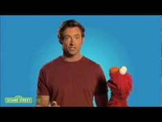 I would seriously watch Sesame Street everyday if he were a regular :) Sesame Street: Hugh Jackman: Concentrate
