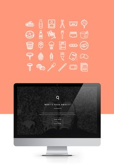 What's your object? on Behance