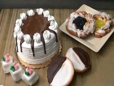 Awesome recipes and tutorials from Woodland Bakery
