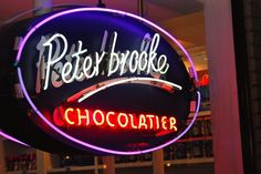 Peterbrooke Chocolatier  They made our fabulous and delish wedding favors.