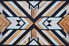 Reclaimed Wood Wall Art FREE SHIPPING by AnchorPlankWoodWorks