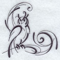 Want an owl tattoo in rememberence of my gran.