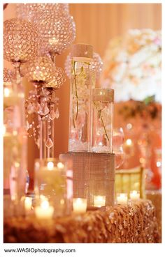 Beautifully romantic!  Get your four complimentary tickets to one of our Luxury Bridal Events at www.bridalexpotickets.com