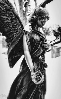 Lawn Cemetery - Park Lawn Cemetery -Park Lawn Cemetery - Park Lawn Cemetery - Free Image on Pixabay - Angel, Statue, Angel Figure, Woman Odin's Grey Hawk Beautiful cemetery angel in Ireland… ⌘ Cemetery Angels, Cemetery Statues, Cemetery Art, Statue Tattoo, Angels Among Us, Angels And Demons, Statue Ange, Religious Tattoos, Angel Art