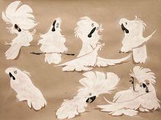 Os belos sketches de Robin Joseph   THECAB - The Concept Art Blog