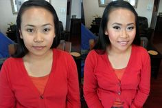 Flawless beautiful bridal makeup!
