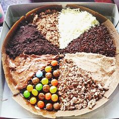 Yang manis-manis memang selalu susah dilupain P.s. yang manis martabaknya! ⚓martabak san fransisco jl. Damai Yogyakarta 65k (8 rasa) . . . . . . . . . . . #foodie #foodjunkie #foodlovers #food #tumblr #mybae #foodgasm #foodjunkie #foodblogger #food #foodporn  Yummery - best recipes. Follow Us! #foodporn