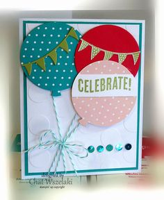 Jan 22, 2015 Me, My Stamps and I: Playing with Colors Stampin' Up! Celebrate Today