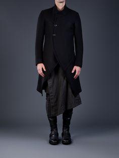 Julius Long Coat - - Farfetch.com