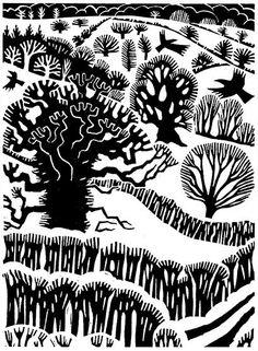 Carry Akroyd  – Winter Fields