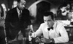 Its The Monthly Viewing Of Casablanca at The Aristocrat!  Rick: You know what I want to hear. Sam: No I dont. Rick: You played it for her you can play it for me. Sam: Well I dont think I can remember. Rick: If she can stand it I can. Play it! #RoundUpTheUsualSuspects  #Film #Filmmaking #Filmmakers #TV #Television #Writing #Screenwriting #HerosJourney #Comedy #Drama #LasVegas #Vegas  #HoorayForHollywood #OnceMoreWithFeeling #UnpackYourAdjectives#WriteAtYourOwnPeril #OldHollywood…