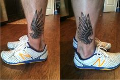 hermes wings tattoo - Google Search