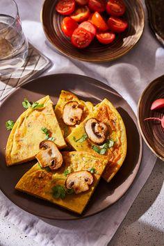 Green Kitchen, Gnocchi, Bruschetta, Tofu, Vegetable Pizza, Vegan Recipes, Curry, Diet, Vegetables