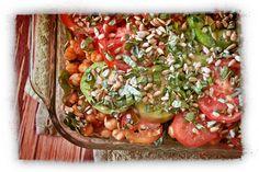 Tomato Rice Casserole
