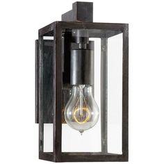 Visual Comfort Lighting E.F. Chapman Fresno Framed Wall Lantern