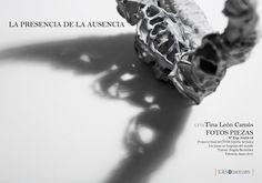 Tina León  - pryecto final EASD Valencia 2015 : La presencia de la ausencia
