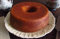 Taste and enjoy the best cake recipes that Food From Portugal has to offer you. Visit us and experience the delicious tastes from Portugal. Food Cakes, Turkey Leg Recipes, Peanut Cake, Cocoa Cake, Bundt Cake Pan, Olive Oil Cake, Cinnamon Cake, Best Cake Recipes, Portuguese Recipes