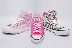 #Groupon #converse #shopping Converse da donna in 3 modelli da 39,99 €