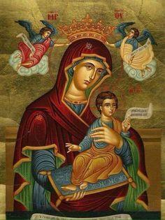 Religious Images, Religious Icons, Religious Art, Byzantine Icons, Byzantine Art, Madonna Images, Orthodox Catholic, Orthodox Christianity, Religious Paintings