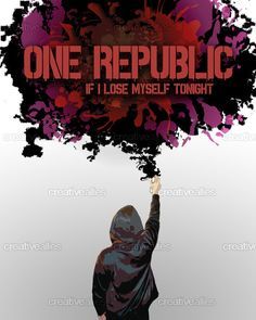 OneRepublic Poster by RockHammer on CreativeAllies.com