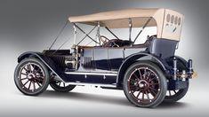 Oldsmobile Limited Five-Passenger Touring 1912