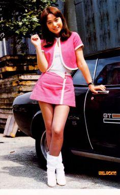Yumi Akira (弓あきら) 1958-, Japanese Actress, 小泉あきら
