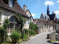 Votez Montrésor, village préféré des français 2015 : www.village-montresor.fr