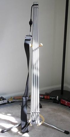 Stainless Steel Tube Fretless Bass