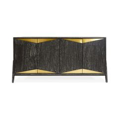 Explore modern credenzas and console tables by Jonathan Adler. Mid-century modern furniture and storage for your dining room or entryway. Deco Furniture, Cabinet Furniture, Home Decor Furniture, Living Room Furniture, Home Furnishings, Furniture Storage, White Furniture, Best Buffet, Modern Cabinets