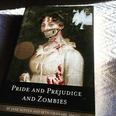 #currentlyreading #janeausten #sethgrahamesmith #prideandprejudiceandzombies