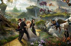 We're giving away a family five-pack of tickets to see Oz the Great and Powerful. Click through to enter, contest closes March 8! #Oz #giveaways