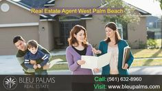 Are you Looking for Real Estate Agent in West Palm Beach? Bleu Palms Real Estate has experts in every field to guide you skillfully from the beginning to the end of your real estate journey. For more info Call: (561) 632-8960 or Visit our site.